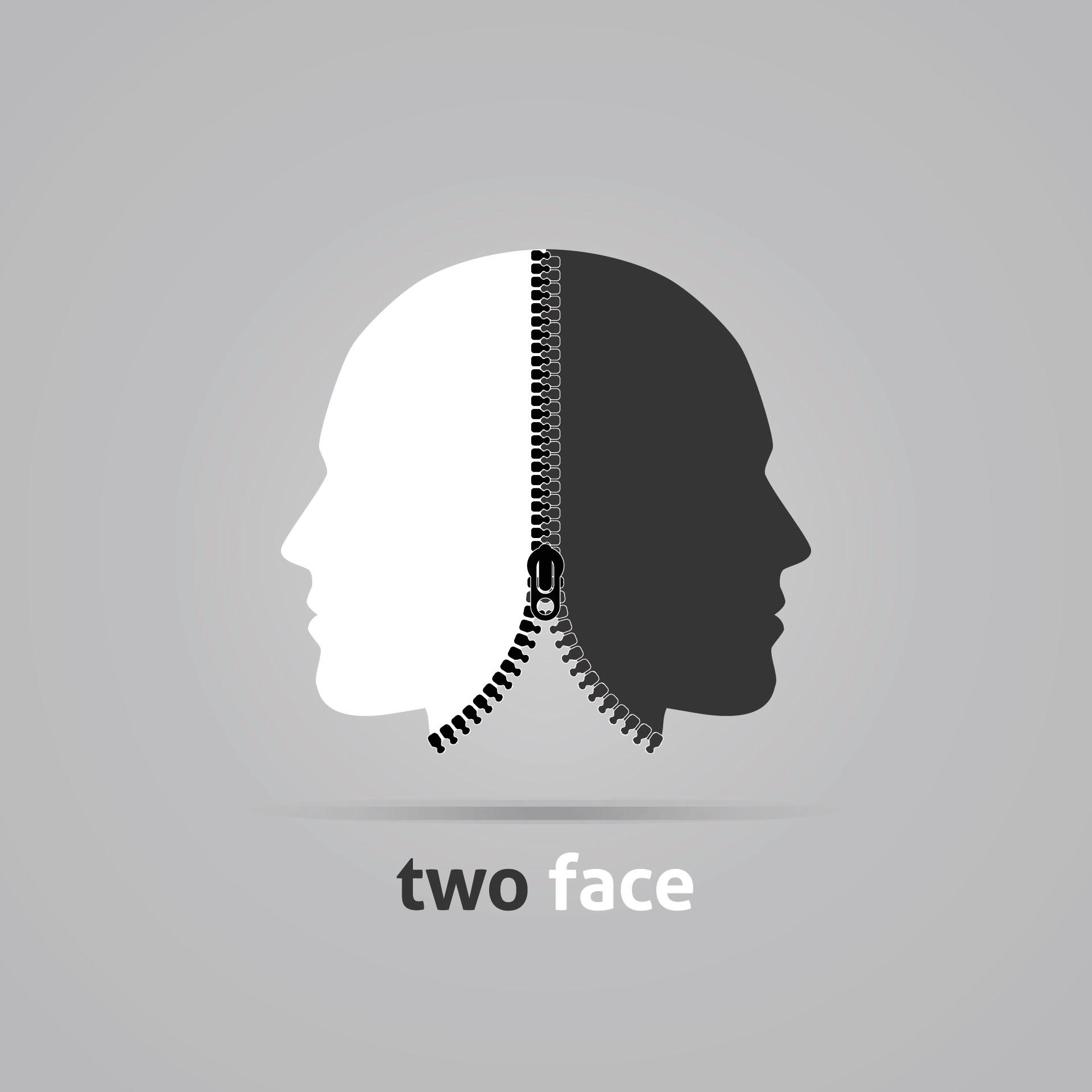 Dwie twarze depresji