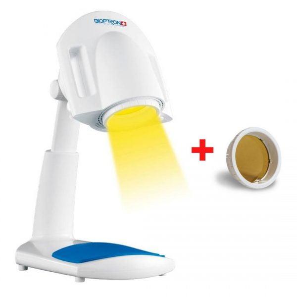 Lampa Bioptron Pro 1 + Filtr fulerenowy