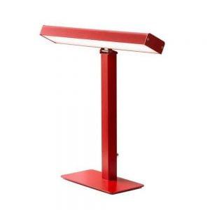 Innolux Valovoima biurkowa - czerwona