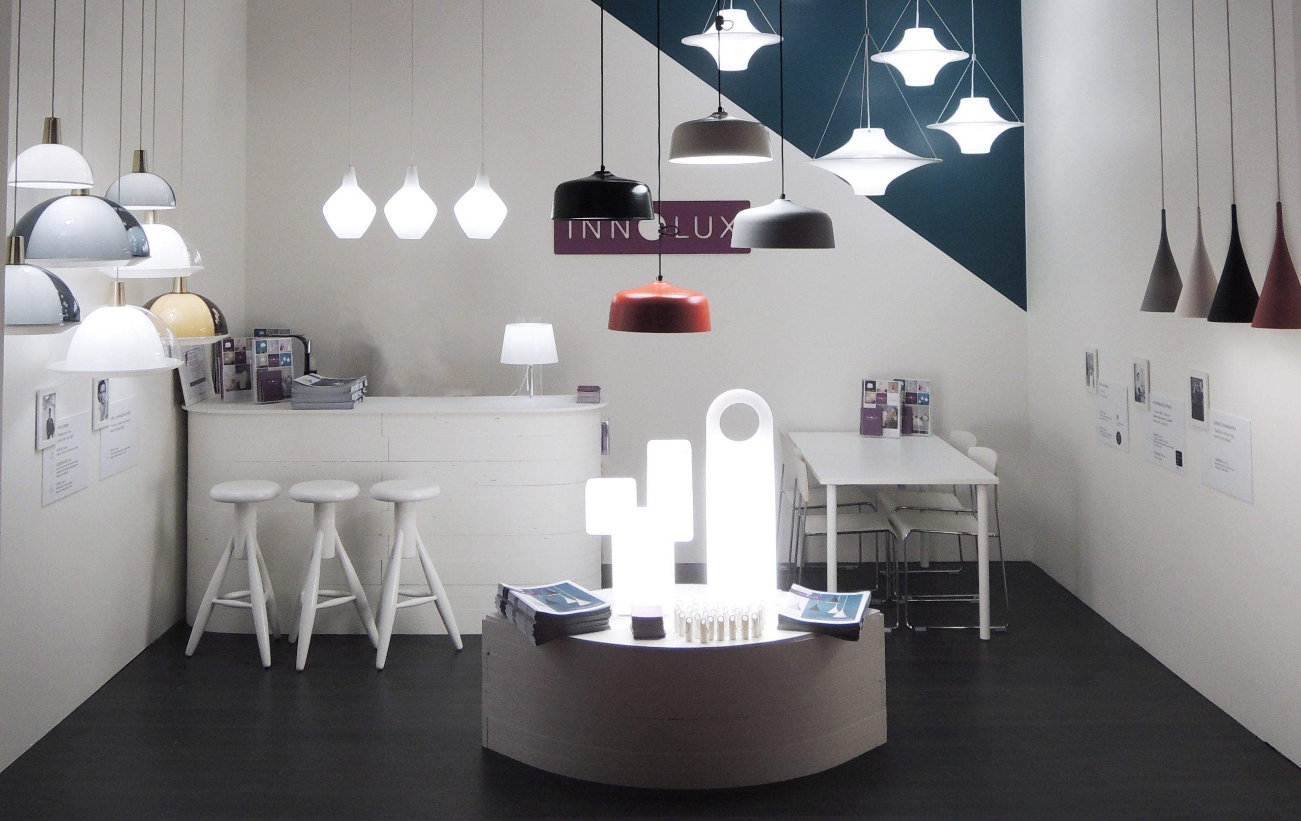 Lampa Origo w aranżacji z innymi lampami Innolux