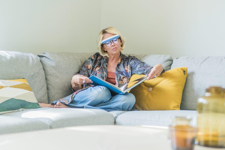 Okulary do światłoterapii Luminette 3