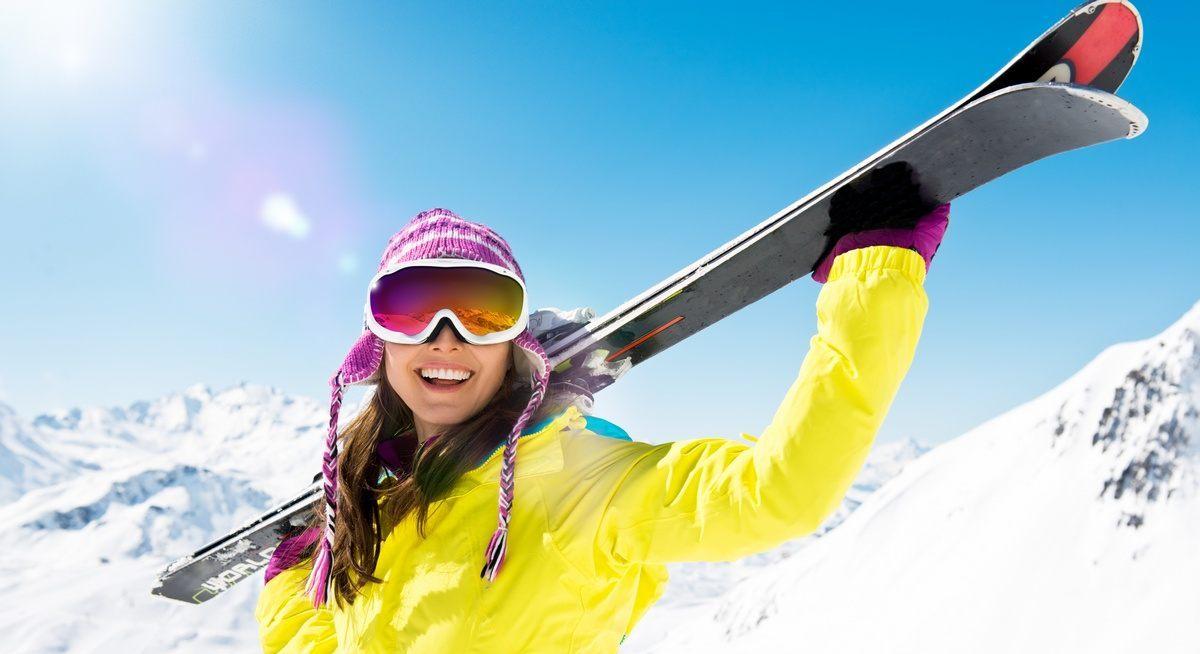 Zimą w górach też bywa słonecznie