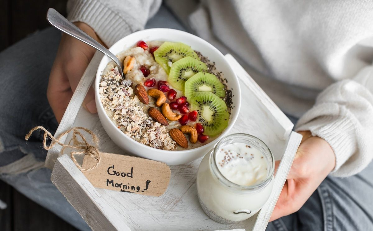 Zdrowe śniadanie na dobry początek dnia